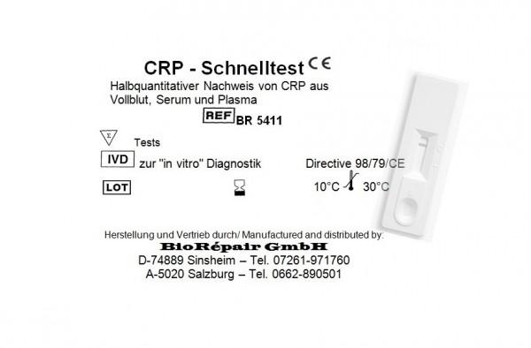 CRP Kassettentest