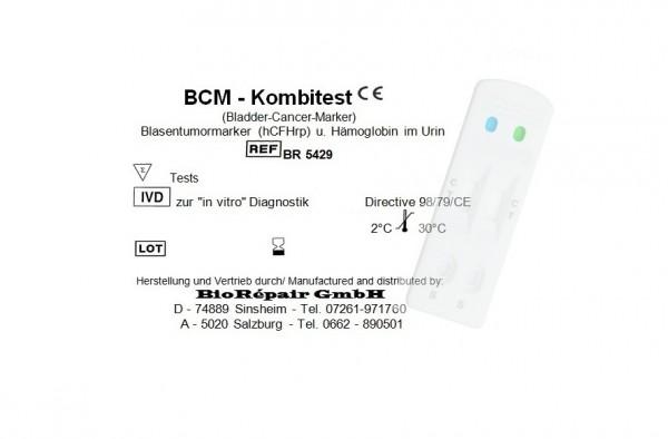 Blasentumormarker (BCM) Kassettentest